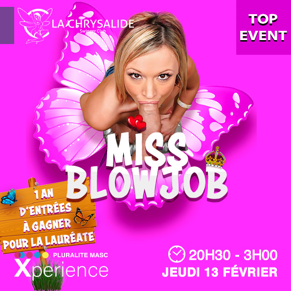 Miss Blowjob 2020