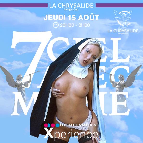 7ème ciel avec Marie