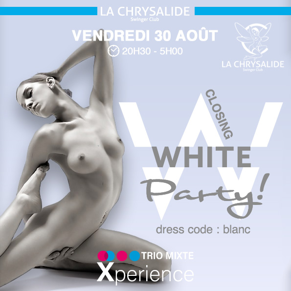 Closing white party 2