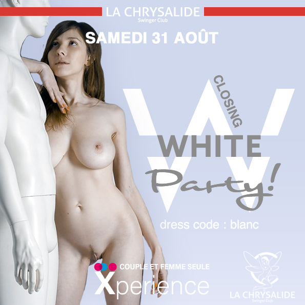 Closing White party 3