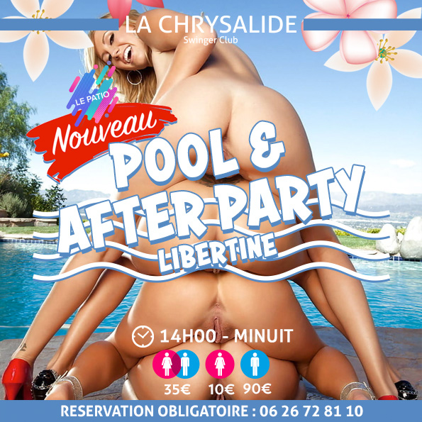 Pool party du dimanche