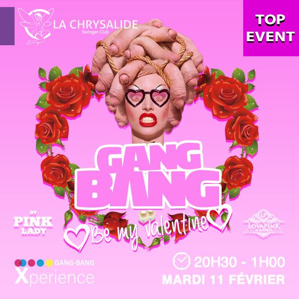 Gang Bang Saint Valentin