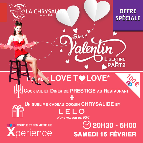 Saint Valentin part 2