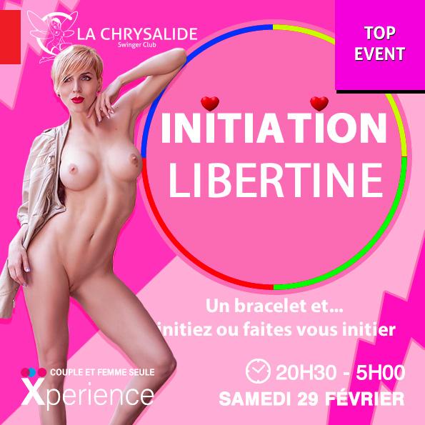 Initiation Libertine
