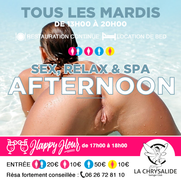 Mardi sex relax & spa Afternoon
