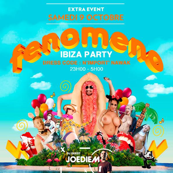 FENOMENO IBIZA PARTY